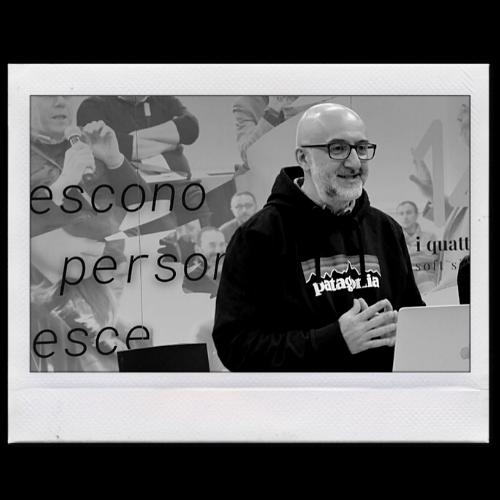 Davide Tambone in aula per i14 Soft Skill Labs